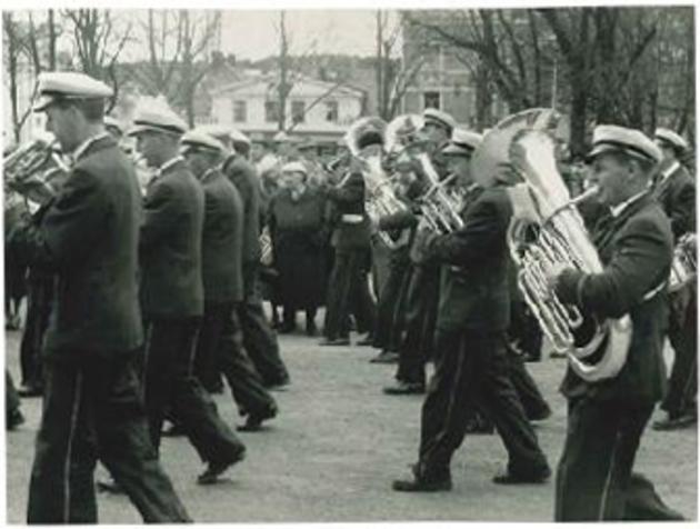 7. mai 1956 i Fredrikstad.