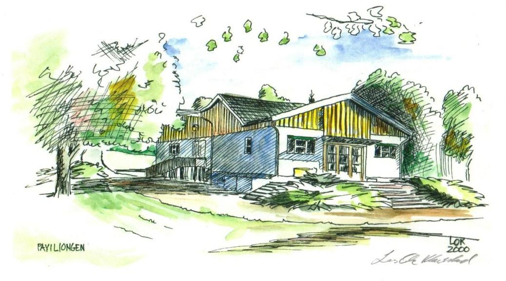 Paviliongen - Lars Ole Klavestad